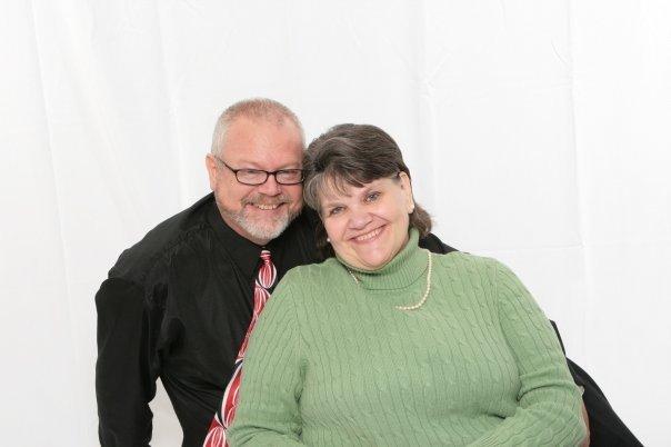 Pastor Robert and Lana