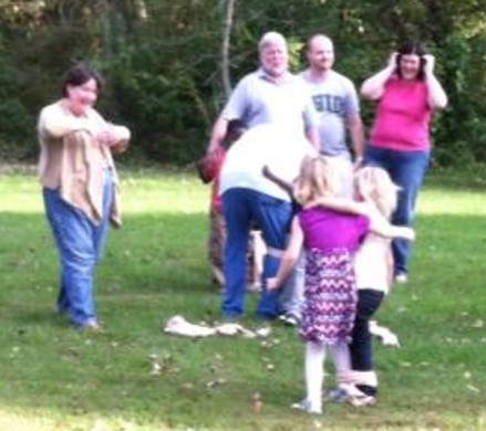 more 3 legged race