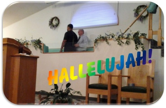 roy baptism