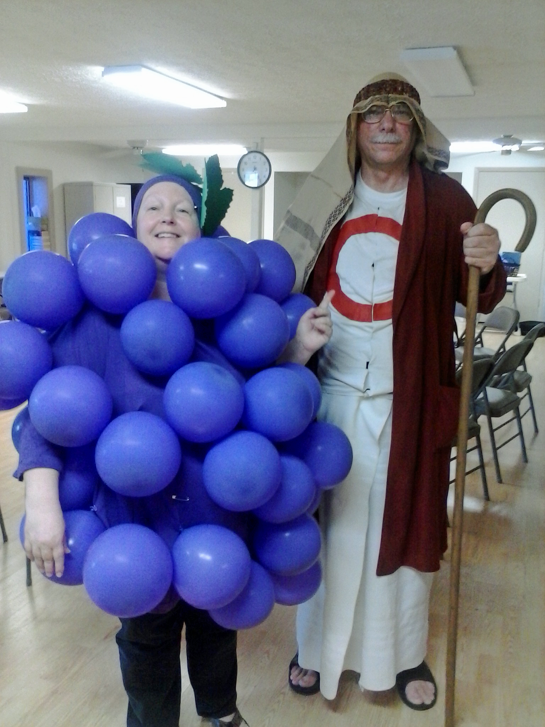 Bible Costume Family Night Fun for All – Pataskala Seventh Day Baptist