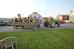 AA hay ride