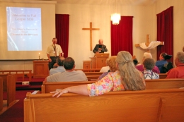 AA Sabbath worship