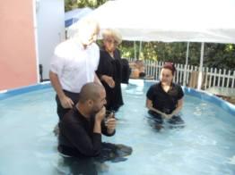 Dec 2014 Baptism