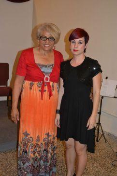 Judith Houts & Maritza Figueroa