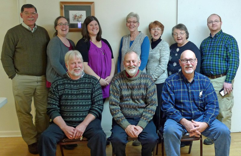 2016 church officers