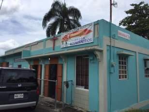 PR SDB Church building