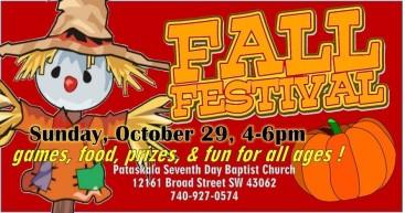 fall festival 2
